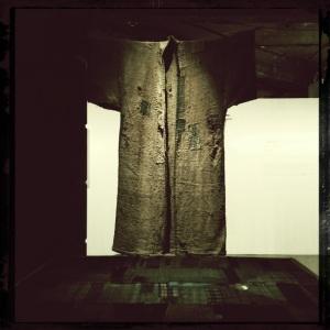 "Exhibition ""Boro. Fabric of Life"". Kimono."