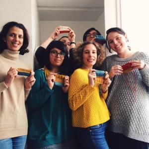 Iniciação ao Tricot - Retrosaria Rosa Pomar