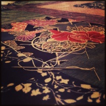 Primer patrón de manta